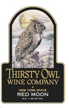 Thirsty Owl Red Moon 750ML