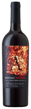 Apothic Inferno Limited Release Red Blend 750ML