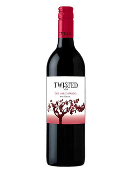 Twisted Old Vine Zinfandel 750ML