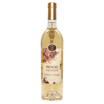 The Butchers Daughter Muscat 750ML