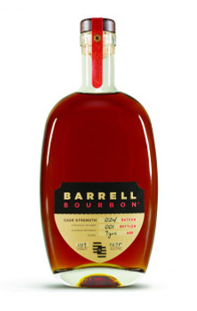 Barrell Bourbon Cask Strength #24 113.9 Proof 750ML