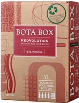 Bota Box Redvolution Red 3L