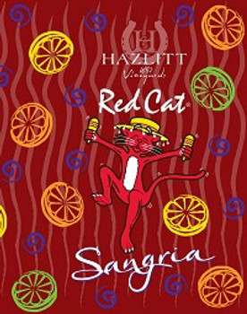 Hazlit Red Cat Sangria 750ML