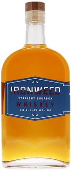 Albany Distilling Ironweed Bourbon 750ml