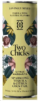 Two Chicks Margarita Cocktail Can 355ml