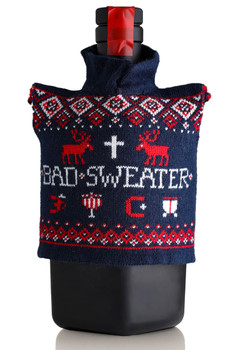 Bad Sweater Spiced Bourbon 750ml
