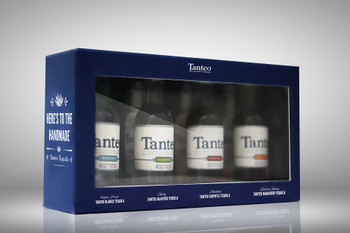 Tanteo Tequila Gift Pack 50ml