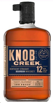 Knob Creek Bourbon 12yr 100 750ml