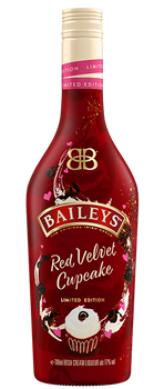 Bailey's Red Velvet Irish Cream 750ml