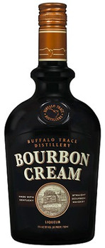 Buffalo Trace Bourbon Cream Liqueur  375ml