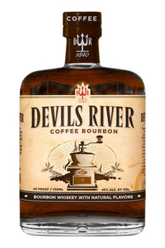 Devil's River Coffee Bourbon 750ml