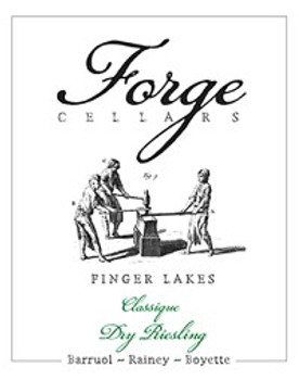 Forge Cellars Dry Riesling 750ml