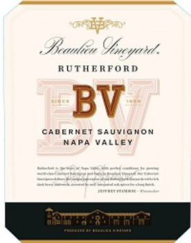 Beaulieu Vineyard BV Napa Cabernet Sauvignon 750ml