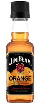 Jim Beam Orange Bourbon 50ml