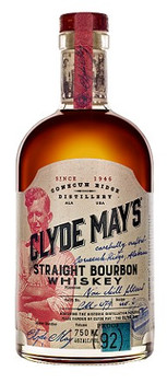 Clyde May's Bourbon 92 750ml