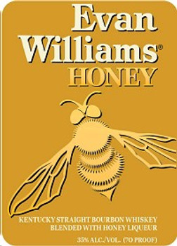Evan Williams Honey 1L