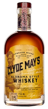 Clyde May's Whiskey 750ml