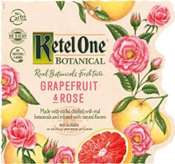 Ketel One Botanicals Grapefruit Rose 50ml