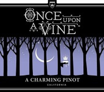Once Upon A Vine Pinot Noir 750ML