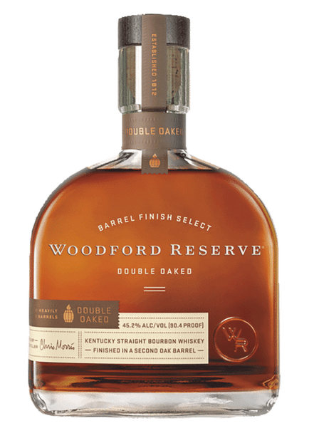 Woodford Reserve Bourbon Master's Collection Double Oaked 750ml