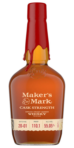 Maker's Mark Cask Strength 110.1 1L