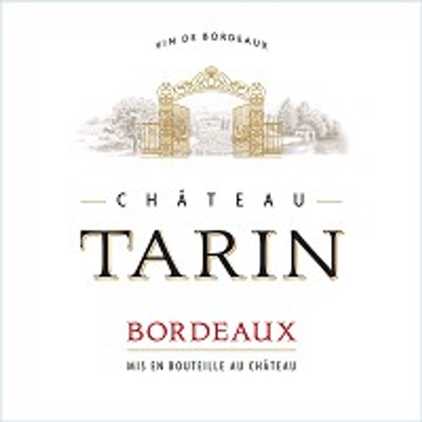 Chateau Tarin Bordeaux 750ml