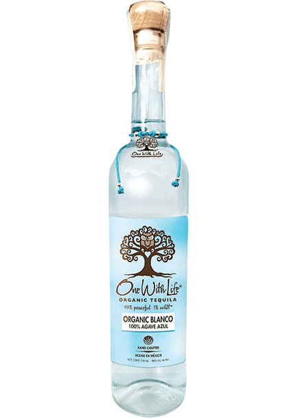 One With Life Blanco Tequila 750ml