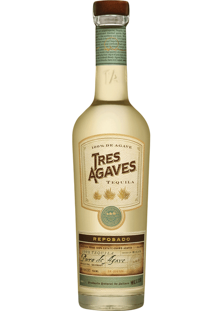 Tres Agaves Tequila Reposado 750ml