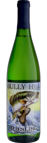 Bully Hill Riesling (Bass Label) 750