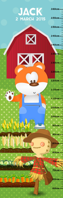 Growth Chart - Farm