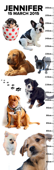 Growth Chart - Dogs
