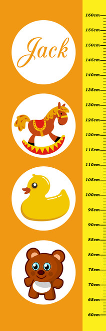 Growth Chart - Toys