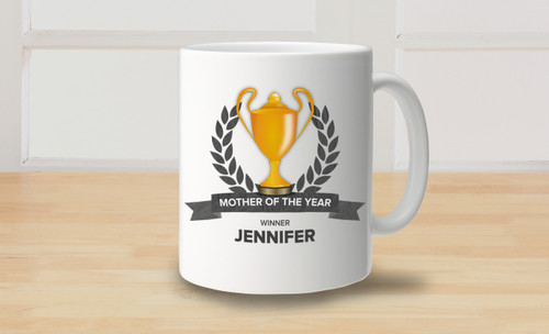 Mug - Mother of the year