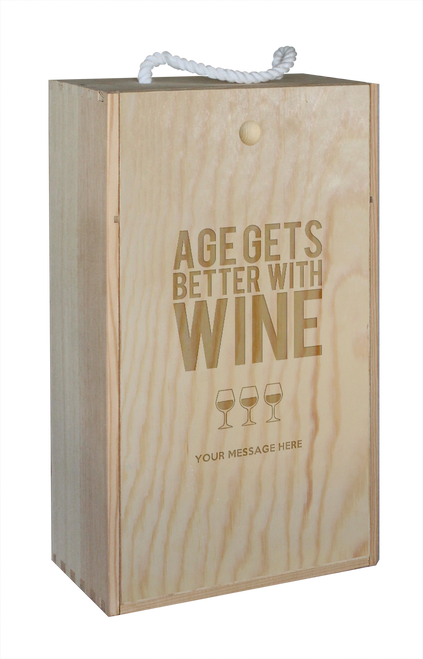 Wine Box - double - Age