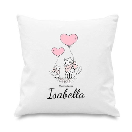 Cushion cover - Cats