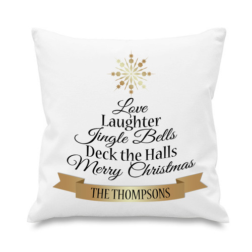 Cushion cover - Christmas Tree