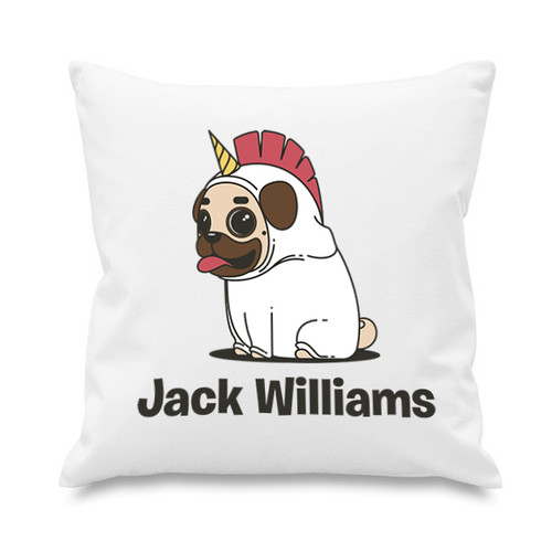 Cushion cover - Costume Dog
