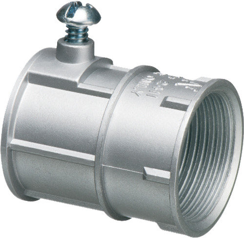"3/4"" - 3/4"" EMT to Rigid Combination Coupling (2411)"