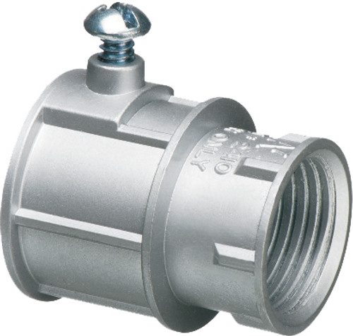 "3/4"" - 1/2"" EMT to Rigid Combination Coupling (2410)"