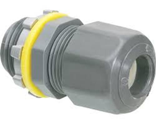 """1/2"""" Low-Profile Strain Relief Cord Connectors (LPCG50)"""