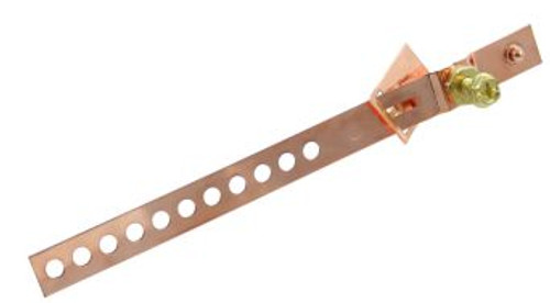 "6"" Copper Grounding Strap (CGS-6)"