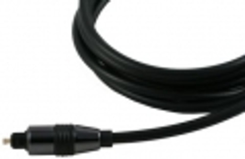 12 FT Premium Toslink Optical Digital Audio Cable w/ Metal Body Connector (TOA-12P)