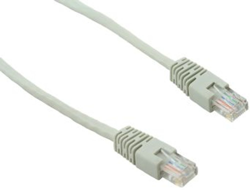 7FT Cat5e 350MHz Network RJ45 Patch Cable - Gray (D407GY-5)