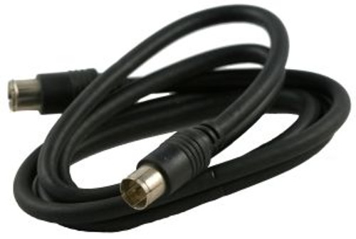 3FT Quick Connect F-Type RG-59 Coax Cable (CA-2800)