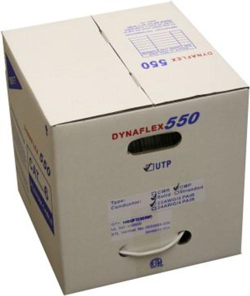 Cat6 Plenum UTP Solid - White (1000FT. Box) (234PRPL6WH-1RB)