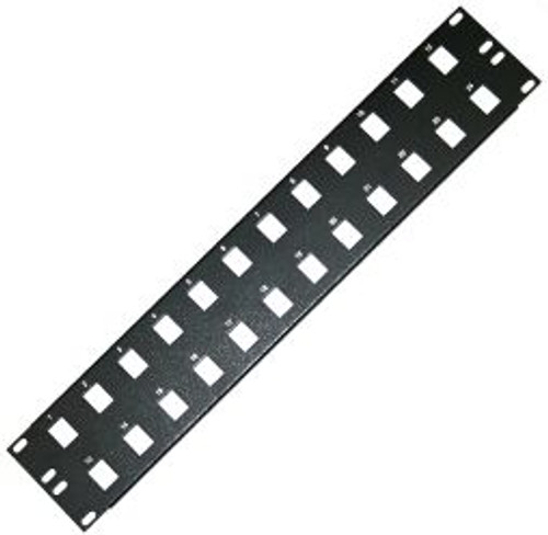 48 Port Blank Patch Panel (TA-1007P-48)