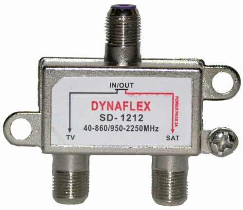 2 AMP Satellite Diplexer (SD-1212)