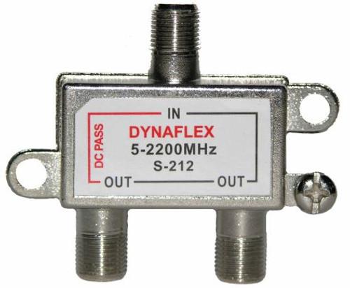 2 Way One Port Power Pass Splitter (S-212)
