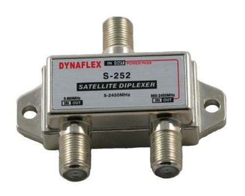 .5 AMP SATELLITE DIPLEXER (S-252)