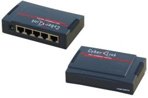 5 Port 10/100 Ethernet Switch (DKS-150)